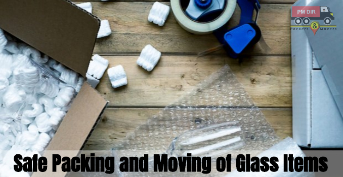 Useful Steps For Shifting Glass Items Damage Free