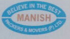Manish Packers and movers Udaipur