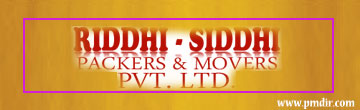 Riddhi Siddhi Packers and Movers Udaipur
