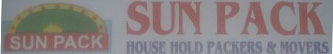 Sun Pack House Hold Packers and Movers Bhopal
